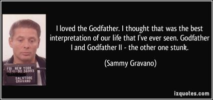Sammy Gravano's quote #1