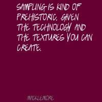 Sampling quote #1