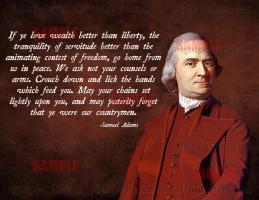 Samuel Adams's quote #5
