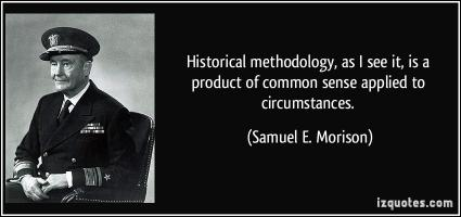 Samuel E. Morison's quote