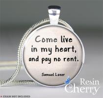 Samuel Lover's quote