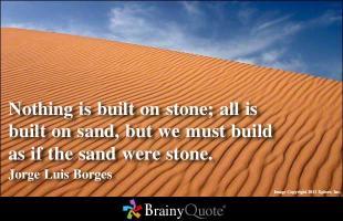 Sand quote #4