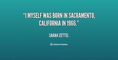 Sarah Zettel's quote