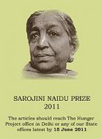 Sarojini Naidu's quote