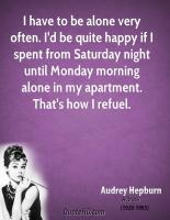 Saturday Night quote #2
