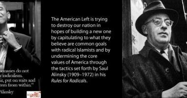 Saul Alinsky's quote