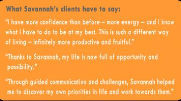 Savannah quote #2