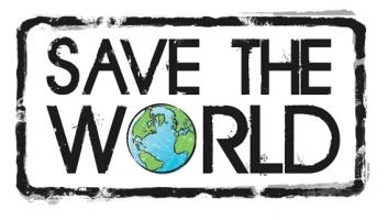 Save The World quote #2