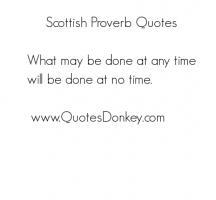 Scottish quote #4