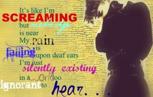 Screaming quote #1