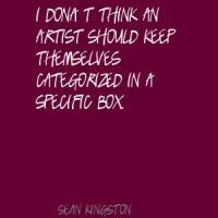 Sean Kingston's quote #4