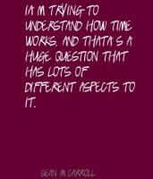 Sean M. Carroll's quote