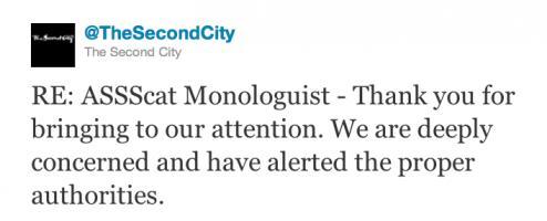 Second City quote #2