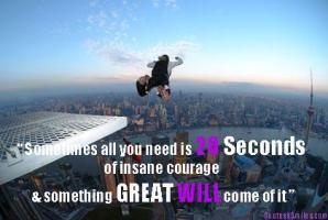 Seconds quote #1