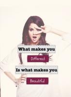 Selena Gomez's quote