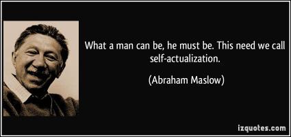 Self-Actualization quote #2