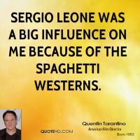 Sergio Leone's quote #1