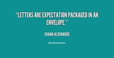 Shana Alexander's quote