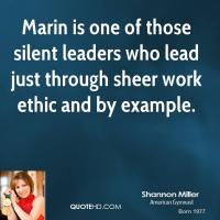 Shannon Miller's quote