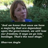 Sharron Angle's quote