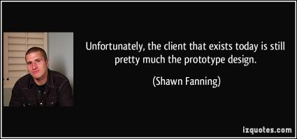 Shawn Fanning's quote