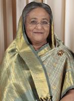 Sheikh Hasina's quote #1