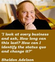 Sheldon Adelson's quote #2