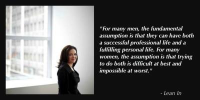 Sheryl Sandberg's quote