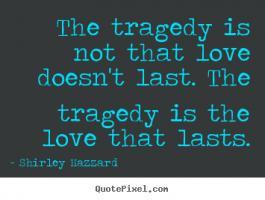 Shirley Hazzard's quote