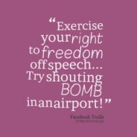 Shouting quote #3