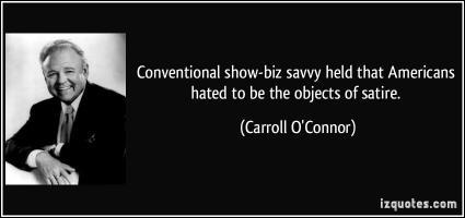Show-Biz quote #2