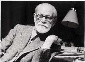 Sigmund Freud profile photo