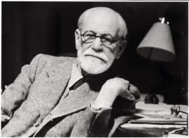 Sigmund Freud's quote