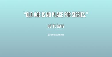 Sissies quote