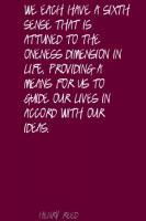 Sixth Sense quote #2