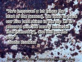 Skiing quote #5