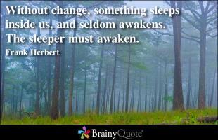 Sleeper quote #1