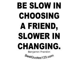Slower quote #2