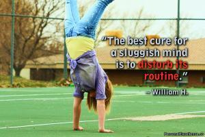 Sluggish quote #1