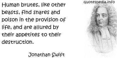 Snares quote #2