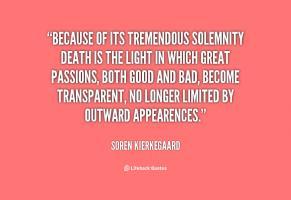 Solemnity quote #2
