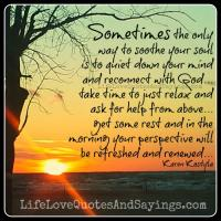 Soothe quote #1