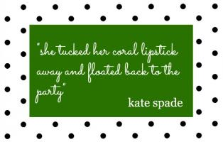 Spade quote #1