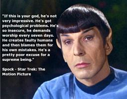 Spock quote #1