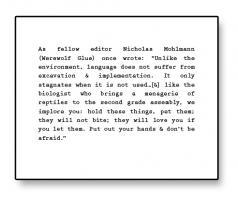 Spoken Word quote #2