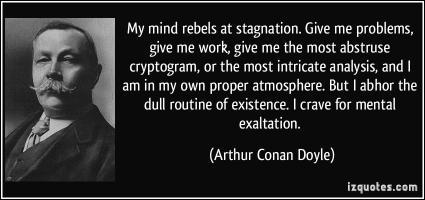 Stagnation quote #1