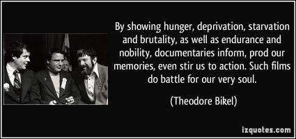 Starvation quote #2