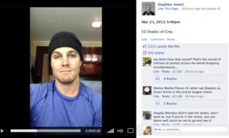 Stephen Amell's quote