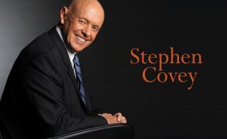 Stephen Covey profile photo