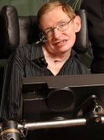 Stephen Hawking profile photo
